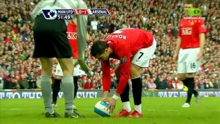 Cristiano Ronaldo 10 Unforgettable Moments for Manchester United