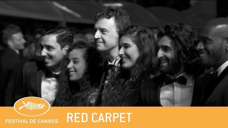 ZIMNA WOJNA Cannes 2018 Red Carpet EV