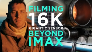 Beyond IMAX: Filming with a gigantic 16K sensor with sample – Epic Episode #6