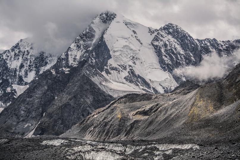 Республика Алтай. Горные озера Мультинские, Поперечное, Куйгук, Ак-Кем