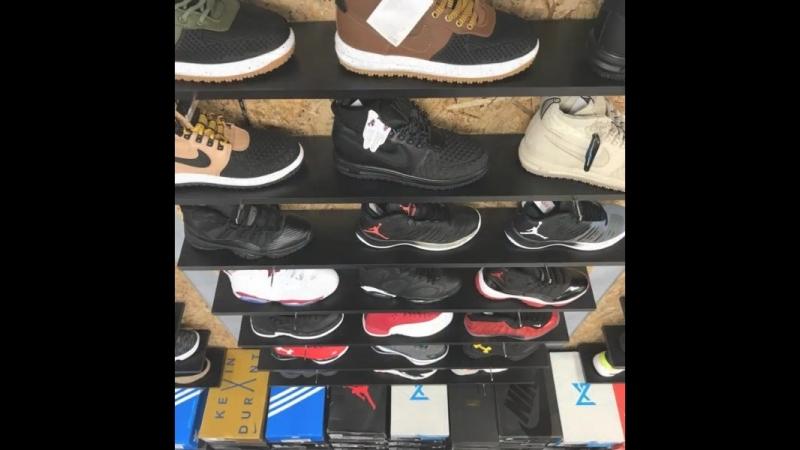 Wearzilla новый магазин обуви в Барнауле