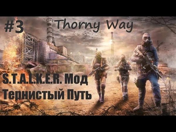 S T A L K E R Зов Припяти Мод Тернистый Путь Thorny Way 3