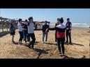Парни Танцуют Классно С Девушками Лезгинка С Красавицами На Море 2020 Dance Сhechen ALISHKA Lezginka