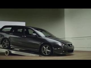 Самая дорогая автомобильная реклама - Креативная реклама Honda Accord.