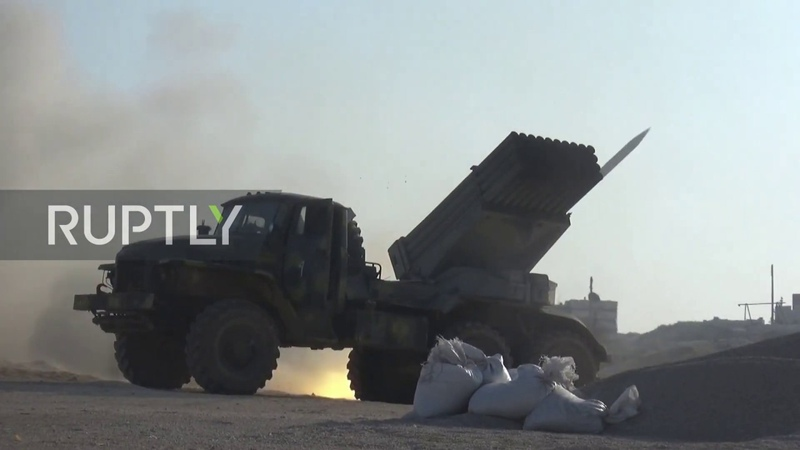 Syria Clashes continue between SAA and Turkish backed militants in Idlib countryside