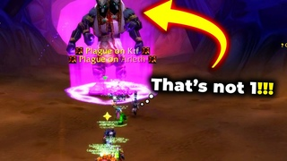 They realized it too late.... - WoW Classic: Funniest Moments ()