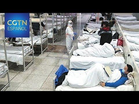 China invierte cerca de 33 millones de dólares para hospitales temporales