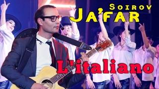 Чаъфар Соиров - Италия 2020   Ja'far Soirov - L'italiano 2020 (Cover music video)