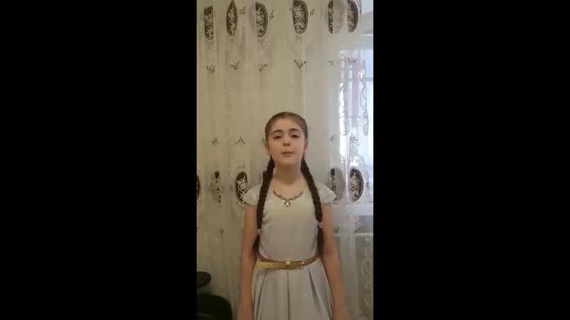 Выступление Фаизы Аразовой ученицы 3 б класса МОУ СШ 38 кл руководитель Виденина Оксана Васильевна