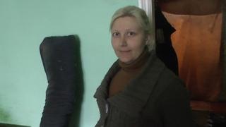 Помощь многодетной семье в Еленовке от группы РУСЬ СИЛА февраль 2021