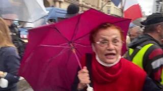 En direct: Les Gilets Jaunes en direction du conseil constitutionnel #Paris