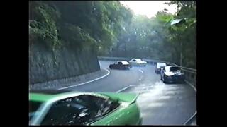 90年代 ドリフト 箱根 大平台 走り屋 Old School Drift in Japan Hakone