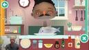Игра TOCA KITCHEN 2 кормим девочку и мальчика