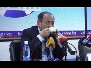 Глава Минздрава Киргизии выпил отвар ядовитого растения для борьбы с коронавирусом