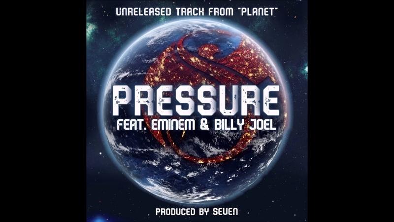 Tech N9ne - Pressure (feat. Eminem Billy Joel) [Instrumental] *UNRELEASED*