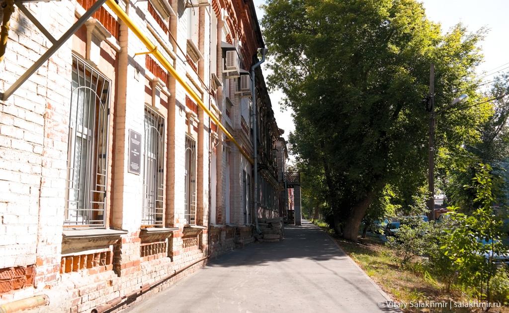 Улица Степана Разина, Самара 2020