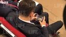 Министр спорта Татарстана смотрел футбол во время заседания