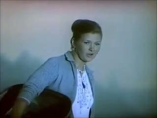 """"""" Если встретишь и поймёшь """" ( песня из сериала """" Тени исчезают в полдень """" 1971 г клип)"""