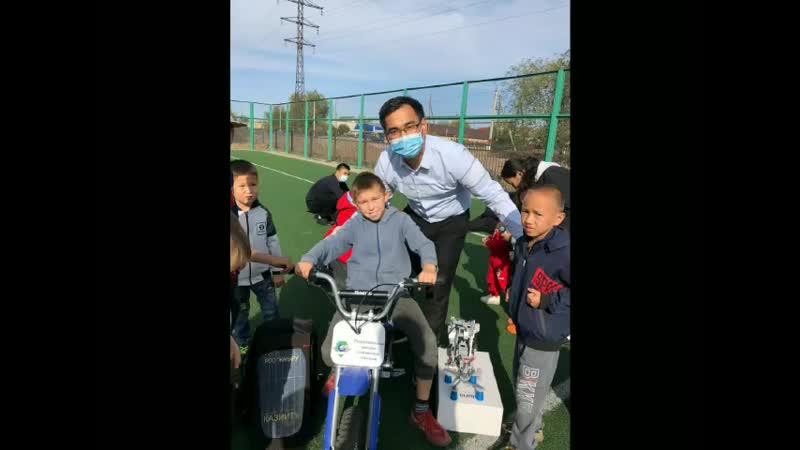RVTK video Shapagat childrens home 25 09 2020