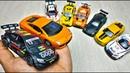 Спортивные гоночные машинки модельки масштаб 1/43 Автопанорама распаковка и обзор. Про машинки.