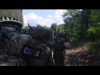 Кровавая разборка спецназа СБУ и Правого сектора: опубликованы кадры (18+)