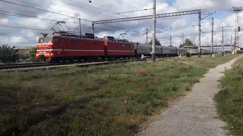 Движ на станции Урожайная