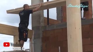 Невероятный метод в современном строительстве