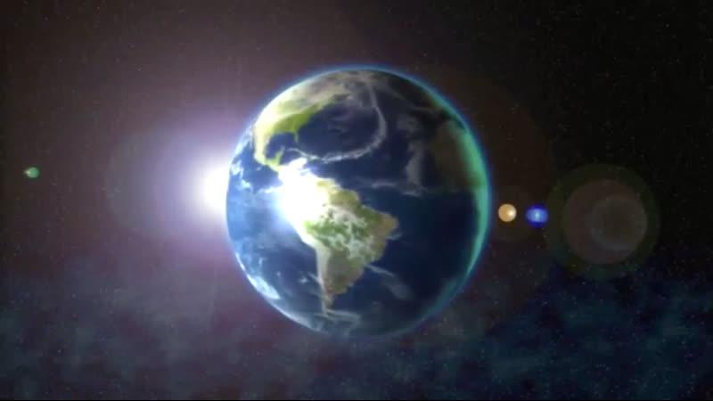 ЛЮБОВЬ ИЕГОВЫ ВИДНА В ЕГО ТВОРЕНИИ ЗЕМЛЯ