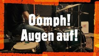 Oomph! - Augen auf! - drumcover by Evgeniy sifr Loboda