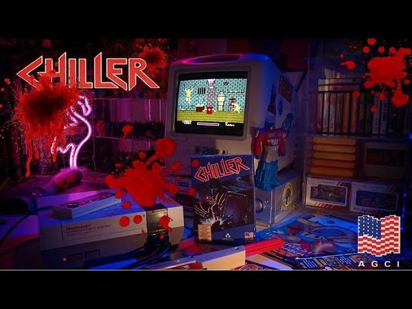 Chiller Расчлененка на NES от AGCI