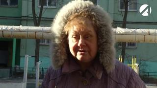 Жители микрорайона Астрахани в гневе от состояния придомовой территории