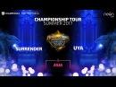 Surrender vs uya - HCTSummer - Asia-Pacific Qualifiers