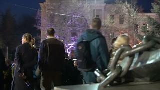 Странный митинг в Севастополе (ВИДЕО)