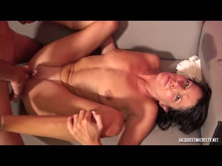 Aline - Aline, 36, Waitress In A Strip Club In Corsica! (MILF, Blowjob, Natural TIts, Gonzo, Hardcore, All Sex)