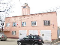 Историческое здание пожарного ДЭПО, существовавшее со времен Кексгольма.