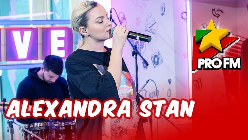 Alexandra STAN Obsesii ProFM LIVE Session