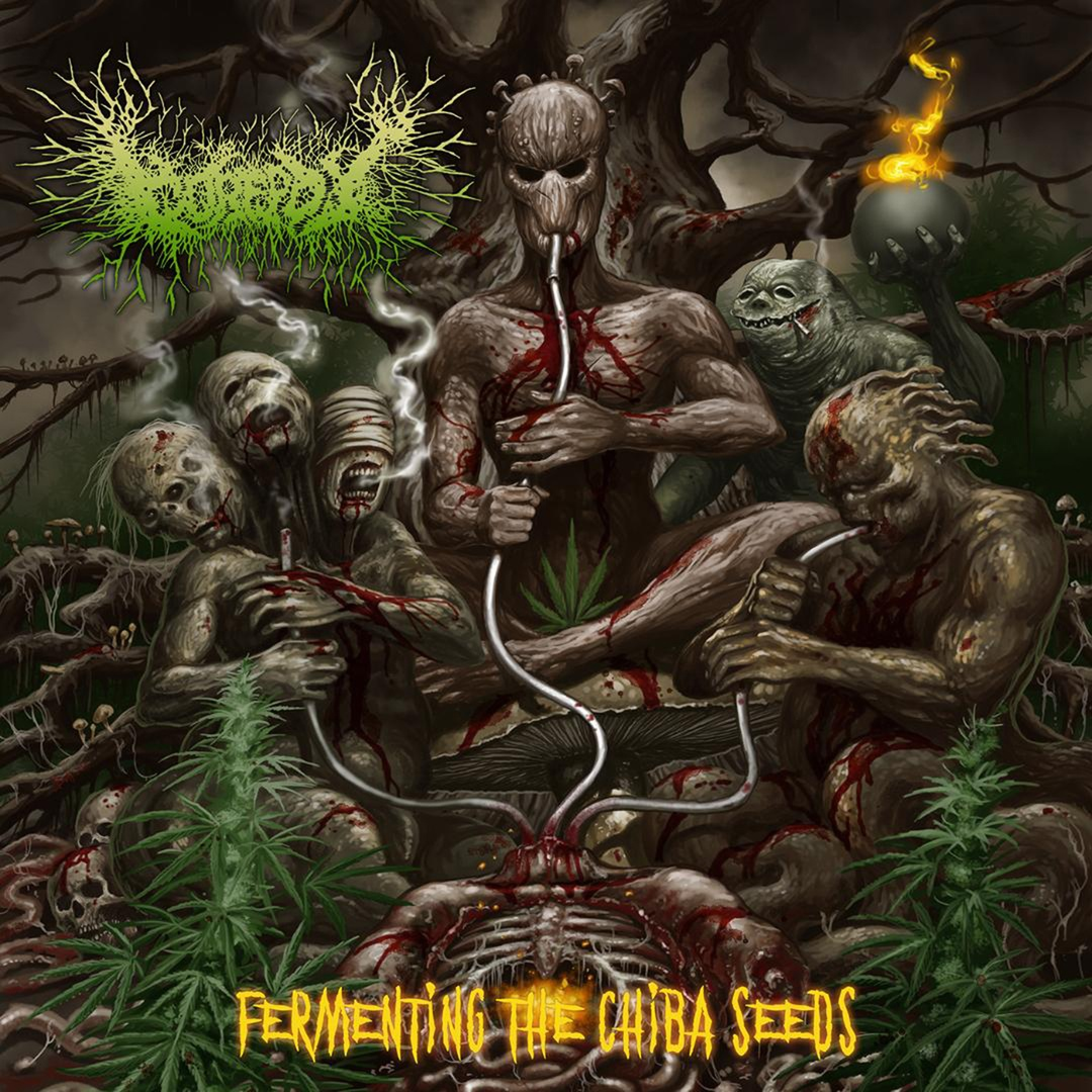 Gorepot - Fermenting the Chiba Seeds [Remastered]