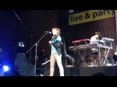 Sound Check with Lindsey Stirling Part 2 Questions Answers P PL Club Moscow 22 05 2013 before the concert