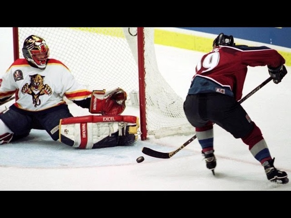 Top 10 Joe Sakic Goals