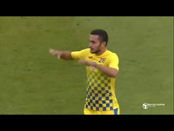 Гол ⚽ Сердера Сердерова в матче Хайдук Сплит Интер Запрешчич 3 1