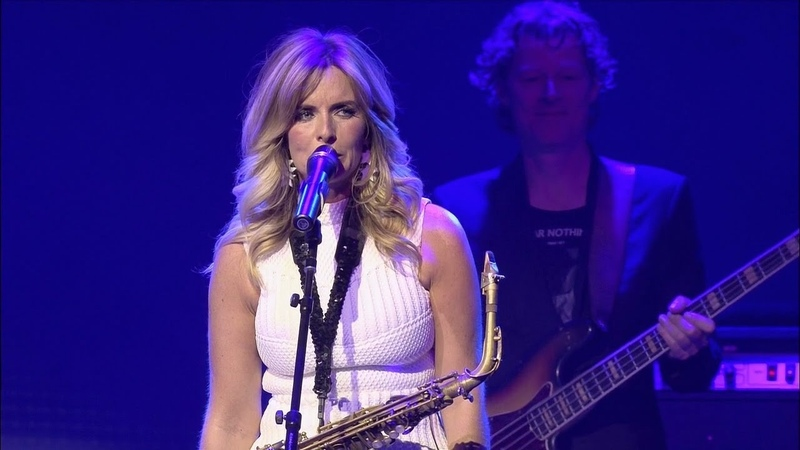 Candy Dulfer Lily Was Here Baloise Session 2015 with Intro