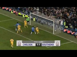 Chelsea V Southend United 1-1, Highlights