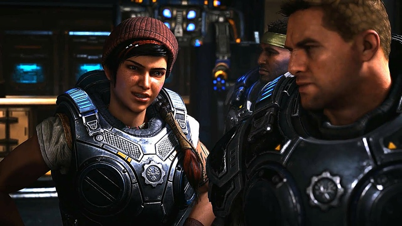 Gears 5 Episode 2 ReShade Enhanced 1440p 60fps Ultra No Commentary