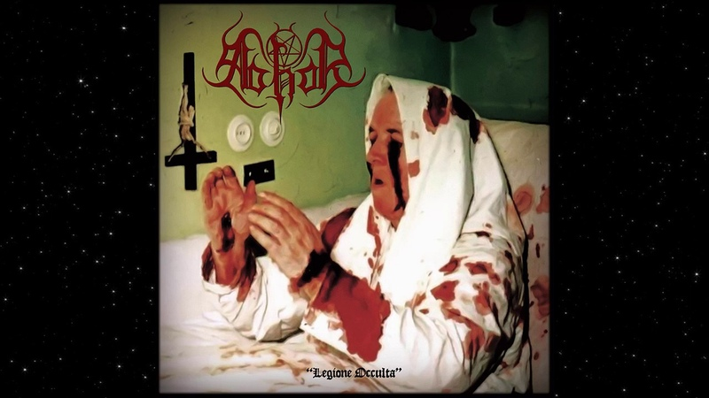 Abhor / Abysmal Grief - Legione Occulta / Ministerium Diaboli (Full Split)