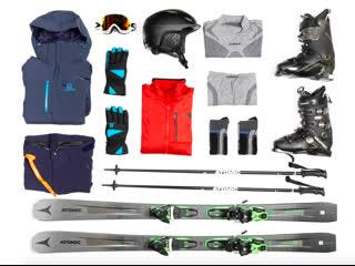 Экипировка для горных лыж в Спортмастере PRO
