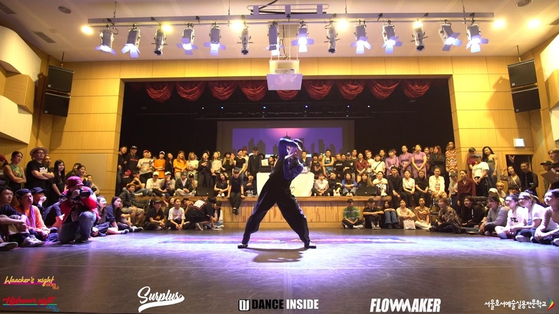 Waackin Go Judge Showcase @Waacker`s night another vol 6