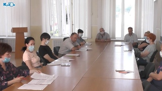 Заседание штаба по предупреждению и распространению коронавирусной инфекции от 7 июля