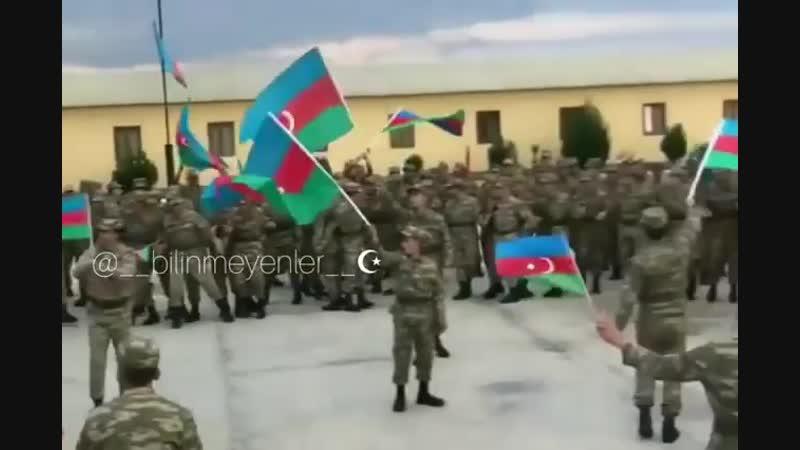 Azərbaycan Bayrağı Qarabağda Dalğalanacaq 🇦🇿