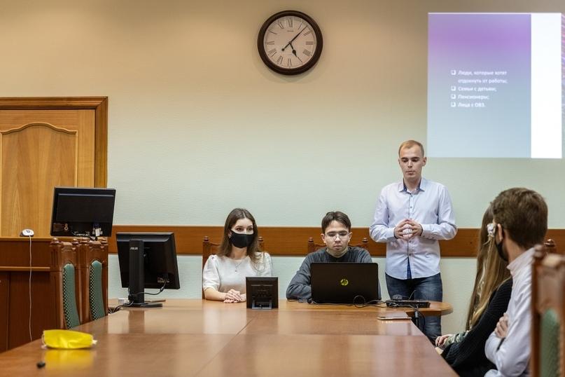 Студенты Политеха принимают участие во Всероссийском акселераторе социальных инициатив