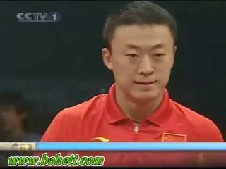 Asian Games 2006: Ma Lin vs Oh Sang Eun